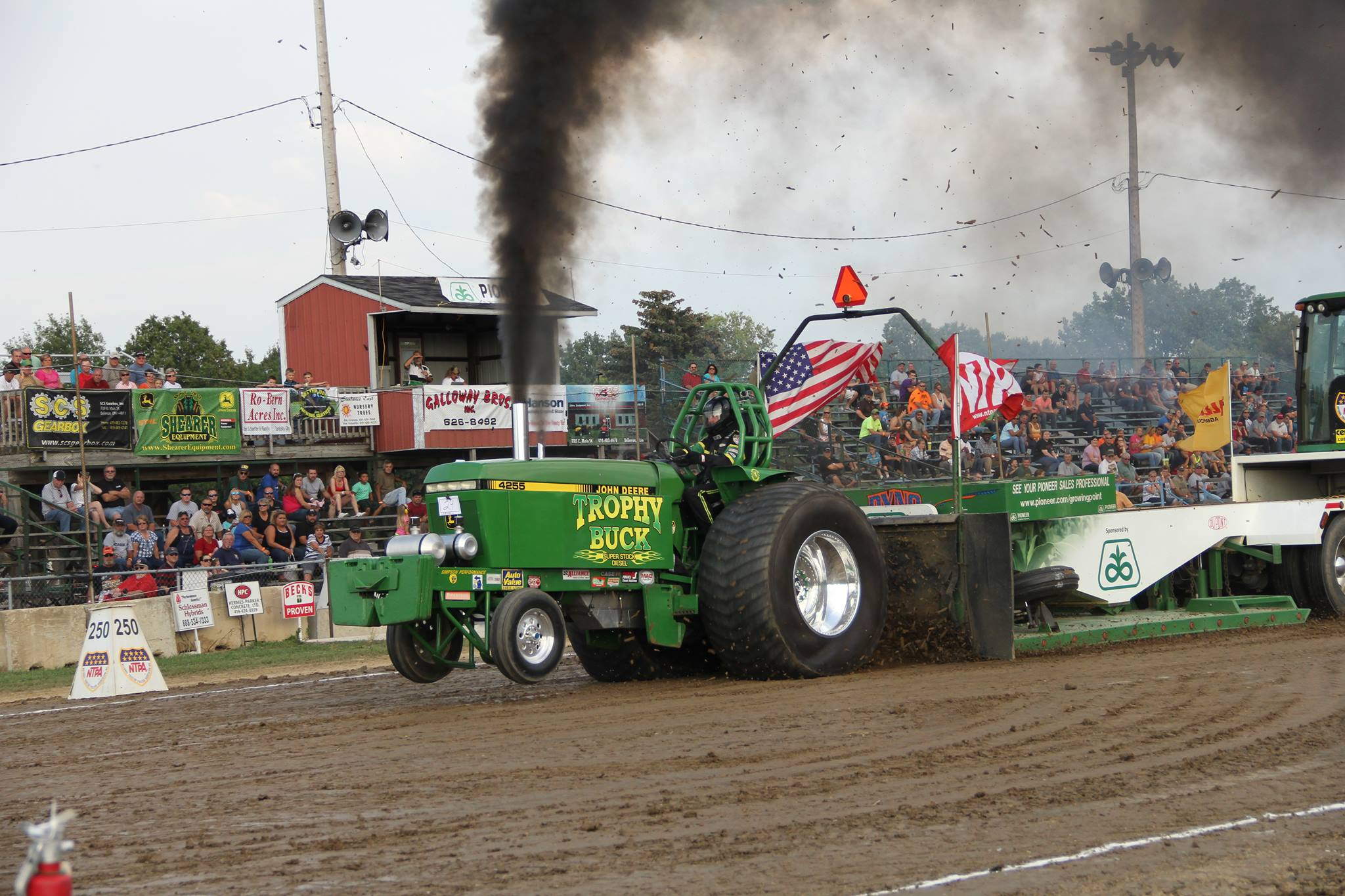 Tractor and Truck Pulls